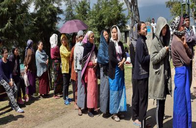Lok Sabha Polls 2019: Uttarakhand record nearly 58 per cent of polling