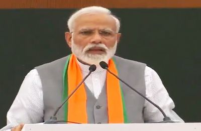 Lok Sabha Polls 2019: PM Modi appeals to people to go out in large numbers and cast their votes