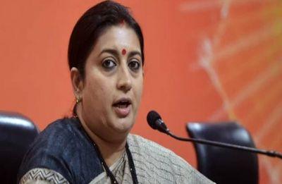 Kyunki Mantri Bhi Kabhi Graduate Thi: Congress' musical attack on Smriti Irani over degree drama