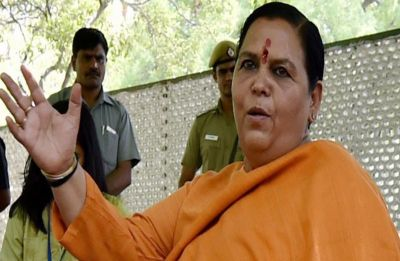 Uma Bharti vs Digvijaya Singh possible in Bhopal as RSS tries to convince her: Sources