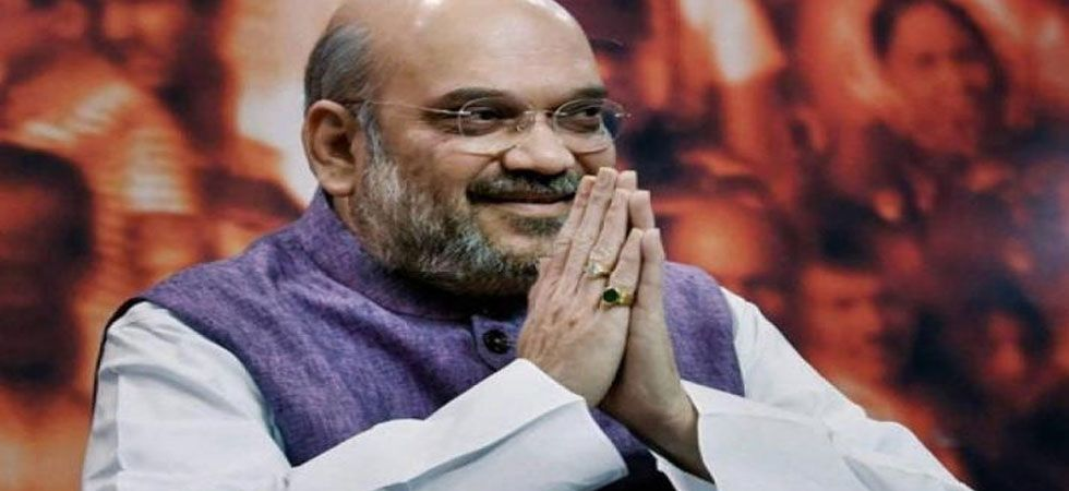 Amit Shah was in the city on Thursday to attend a social function. He left early Friday morning. (File Photo: PTI)