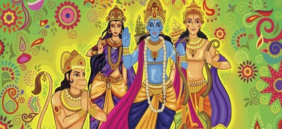 Lord Ram, believed to be the seventh avatar of Lord Vishnu, was born on the ninth day in Shukla Paksha, in the month of Chaitra. (File photo)