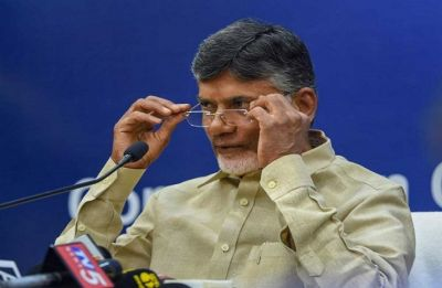 EC writes to TDP, questions presence of EVM theft accused in Chandrababu Naidu's delegation