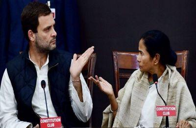 Mamata says no to Rahul's chopper landing in Siliguri, Congress accuses Trinamool of using 'cheap methods'