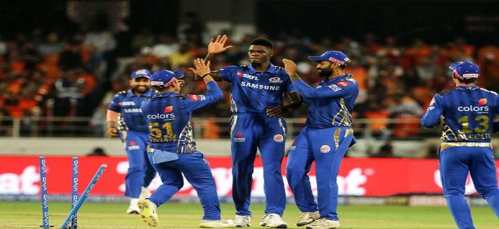 Mumbai Indians will take on Rajasthan Royals at the Wankhede stadium in IPL 2019. (Image credit: Twitter)