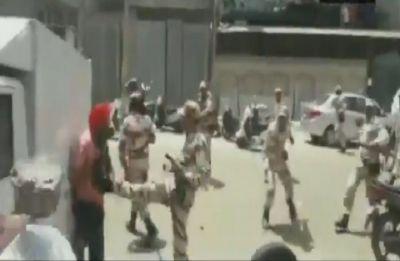 AAP calls PM 'General Dyer Modi' after locals-police clash in Delhi's Mayapuri over sealing