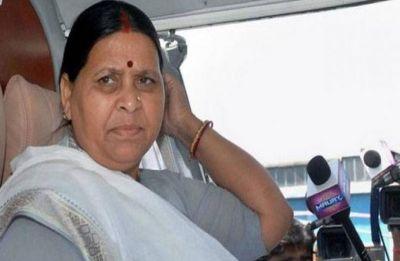 It's enough, return home: Rabri Devi to son Tej Pratap