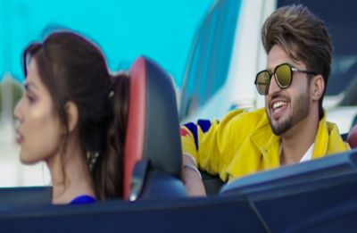 Watch VIDEO: Jassie Gill and Rhea Chakraborty groove to 'Surma Kaala'