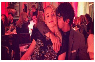 Opps! Sophie Turner says doing 'Goat Yoga' was better than Joe Jonas' proposal