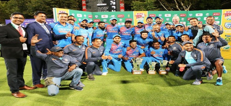 The Indian cricket team for the ICC World Cup 2019 will be finalised on April 15. (Image credit: Twitter)