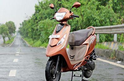 TVS, Suzuki, Piaggio gain scooter market share in FY19