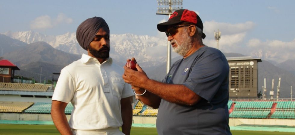When Balwinder Singh Sandhu, Ammy Virk get trained by real ones for '83' (file photo)