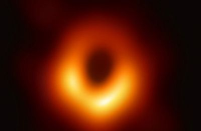 Black hole image is for sale, know why Twitterati is angry