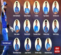 BCCI announces team for ICC Cricket World Cup; THIS can be India's playing XI