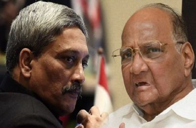 'A new low': Manohar Parrikar son snubs Sharad Pawar's 'insensitive' remark over Rafale