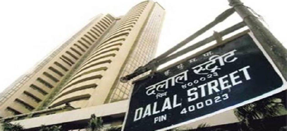 Domestic equity benchmarks started on a positive note on Monday