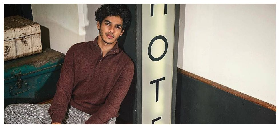 Ishaan Khatter runs into some trouble with traffic police (Photo: Instagram)