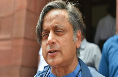 Shashi Tharoor injured after falling from temple steps, admitted to hospital with six stitches in head