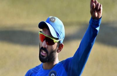 'Dream come true': Dinesh Karthik on making cut for India's World Cup team