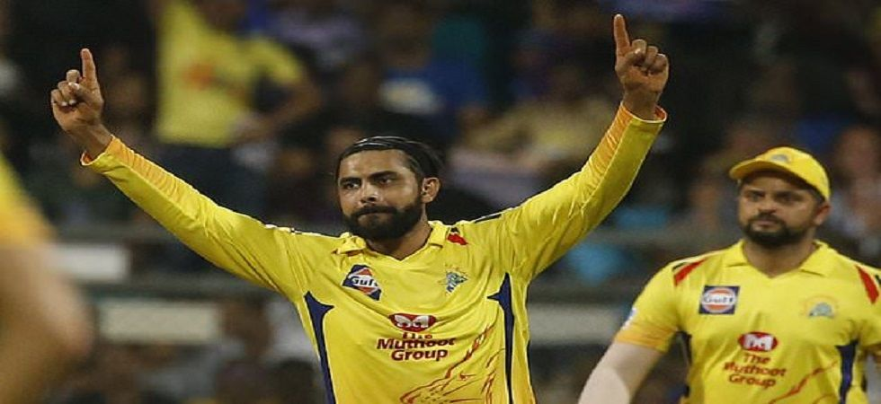 Ravindra Jadeja has expressed his support to the BJP in the Lok Sabha 2019 elections. (Image credit: Twitter)