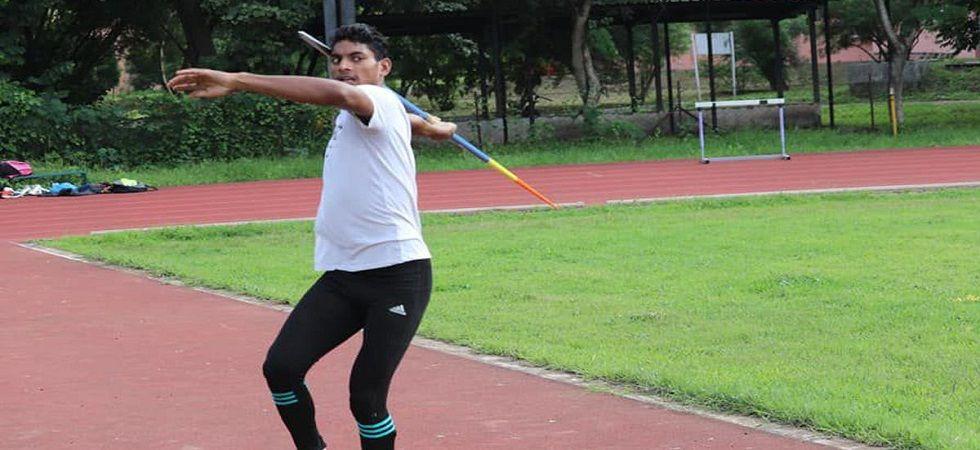 Rohit Yadav sets under-18 national javelin record