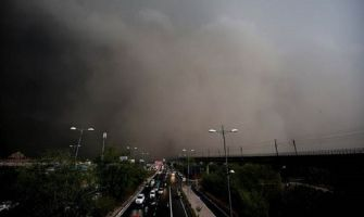 Thunderstorm, rainfall likely in Delhi-NCR in next two hours, says MeT department