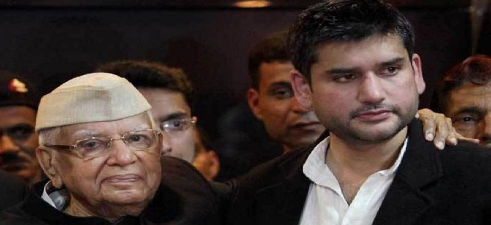 Rohit Shekhar, former UP and Uttarakhand chief minister ND Tiwari's son, dies of heart attack: Reports