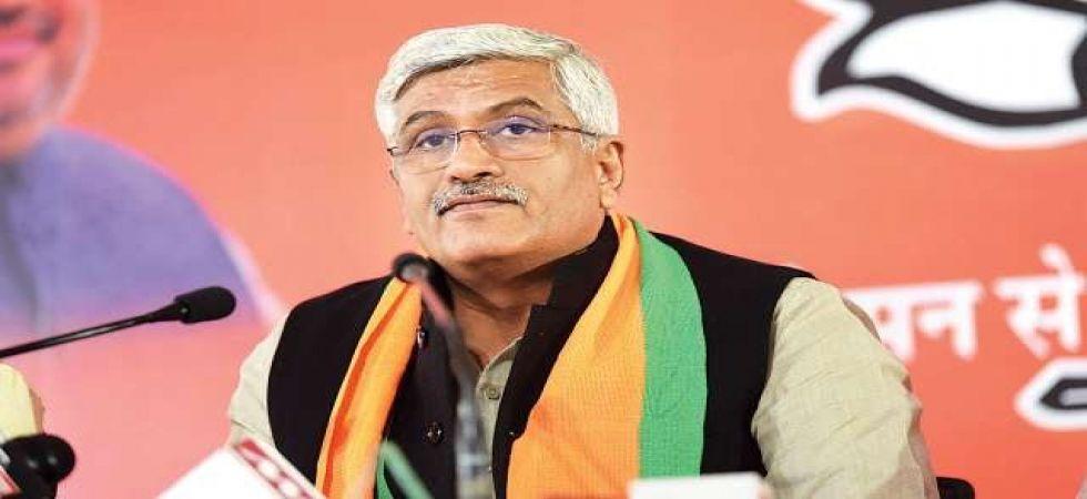 BJP MP Gajendra Shekhawat (File Photo)