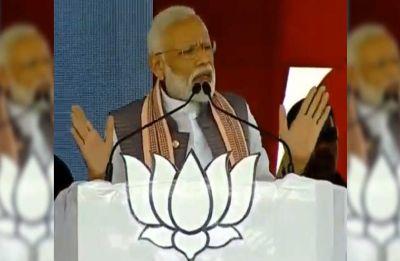 On Rahul Gandhi's 'chor' remarks, Modi says Congress chief maligning entire community