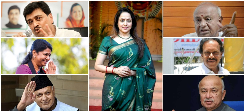 Lok Sabha Polls 2019: From Hema Malini to Raj Babbar, key