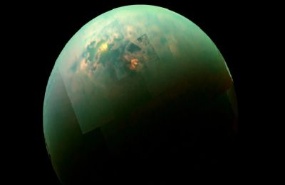 Saturn's moon Titan has deep lakes, phantom ponds, reveals NASA's Cassini