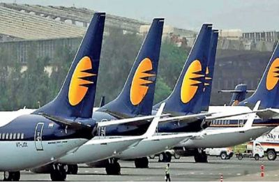 Finally, Jet Airways grounds all aircraft, leaves 20,000 jobs at stake