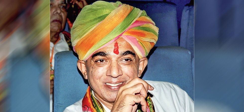 In 2014 Lok Sabha polls, Manvendra's father Jaswant Singh fought as an Independent candidate from Barmer after he was denied a BJP ticket. (File photo)