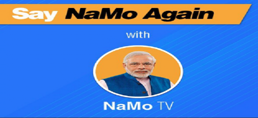 Election Commission bars pre-recorded content on NaMo TV 48 hours before polling date
