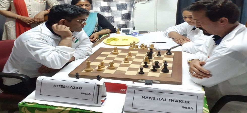 Two chess players in Himachal Pradesh have created a new record for a chess marathon by playing 303 blitz games spanning 53 hours. (Image credit: Chessbase.in)
