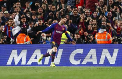 Messi looms for Liverpool, but Cardiff on Klopp's mind for now