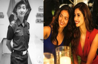 Disha Patani shares a picture of her sister in army uniform