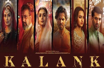 Kalank Box Office Collection sets new record; beats Kesari to become the highest opener of 2019