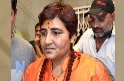 'Belt marte the, nervous system dheela pad jata tha': Recalling 'torture', Sadhvi Pragya breaks down