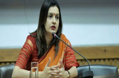 Priyanka Chaturvedi quits Congress day after criticising it