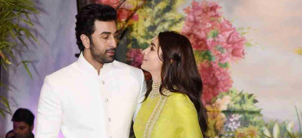 Alia Bhatt and Ranbir Kapoor./ Image: Twitter