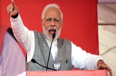 Sadhvi Pragya a 'symbol' for those who described Hindus as terrorists: PM Modi