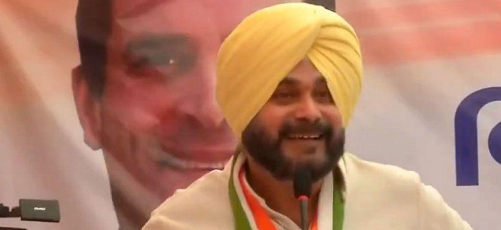 Navjot Singh Sidhu (Twitter Photo)