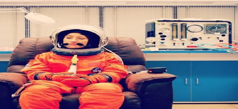 Astronaut Christina Koch is going to have her mission on the International Space Station (ISS) extended to 328 days (Photo: Twitter)