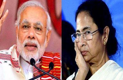 PM Modi says 'speedbreaker Didi' lost sleep after 2 phases of polls, Mamata throws 'haratanka' barb