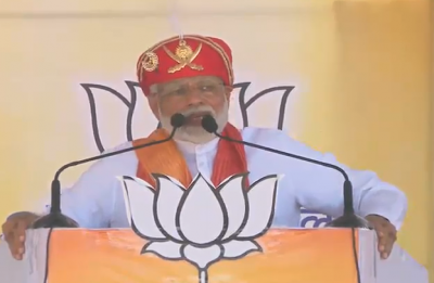To fulfill your dreams I can sacrifice mine: PM Modi in Rajasthan's Barmer