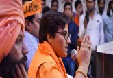 I had demolished Babri mosque, admits Pragya Singh Thakur, says proud of it