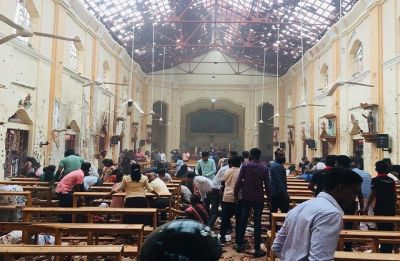Sports fraternity condemns serial blasts in Sri Lanka