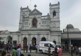 160 killed, over 400 injured in deadly blasts at Sri Lankan churches, hotels on Easter Sunday