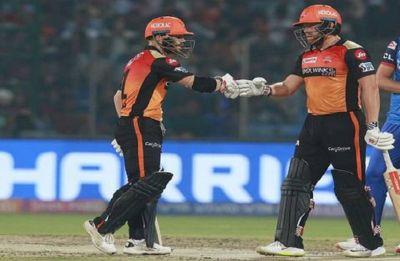 IPL 2019 SRH vs KKR highlights: Warner, Bairstow give Hyderabad massive win